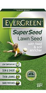 EverGreen Super Seed Lawn Seed