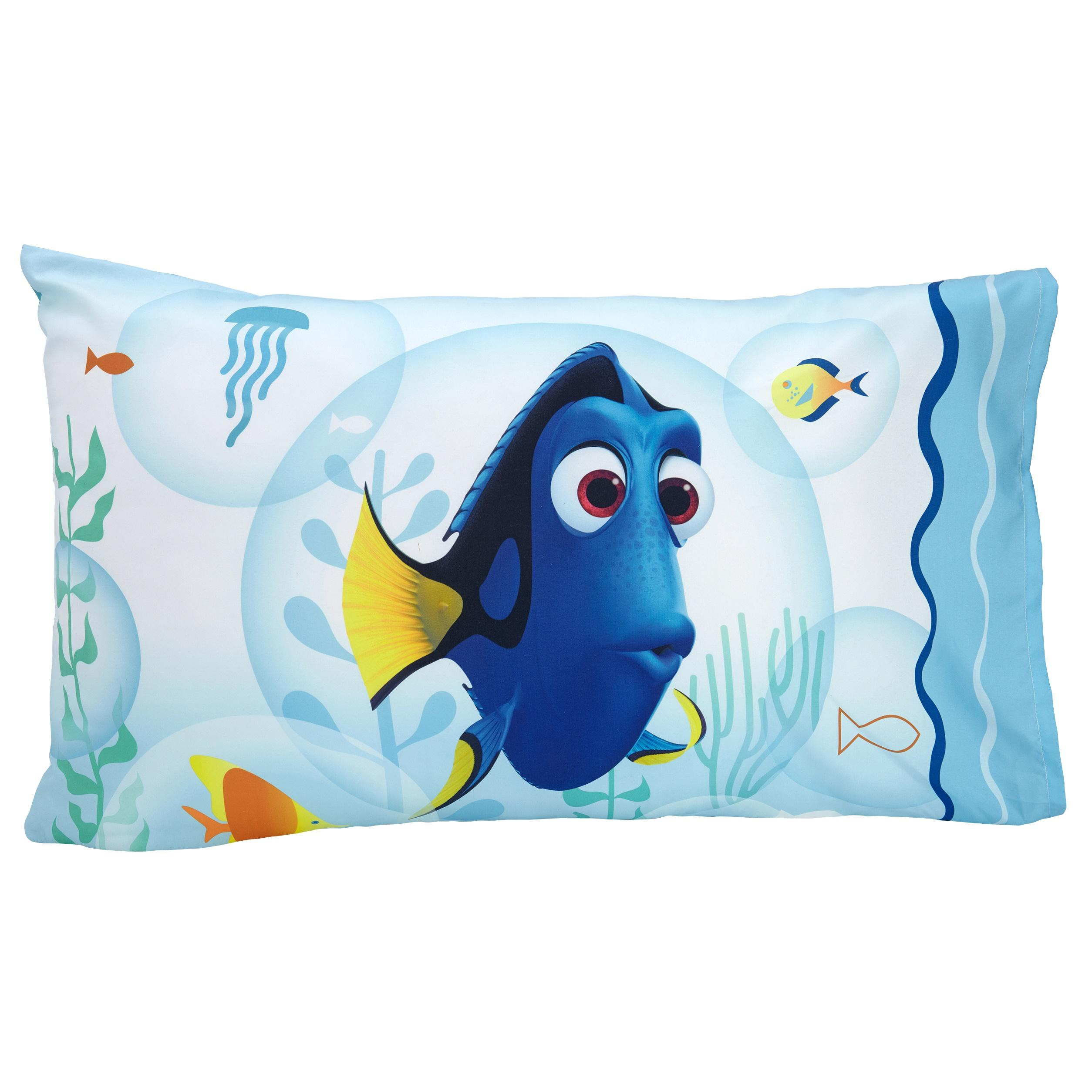 Disney Finding Dory Bubbles 4 Piece Toddler Bedding Set ...