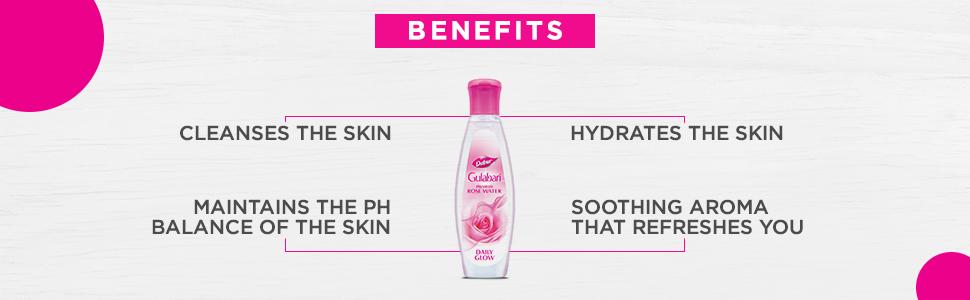 gulabari ; rose water; toner ; skin toner ; skin brightening ; skin whitening