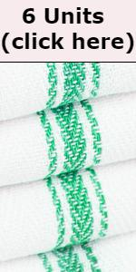 Green Dish Towels