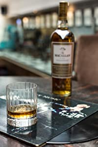 whisky, glass, serve, macallan, gold, gift, special