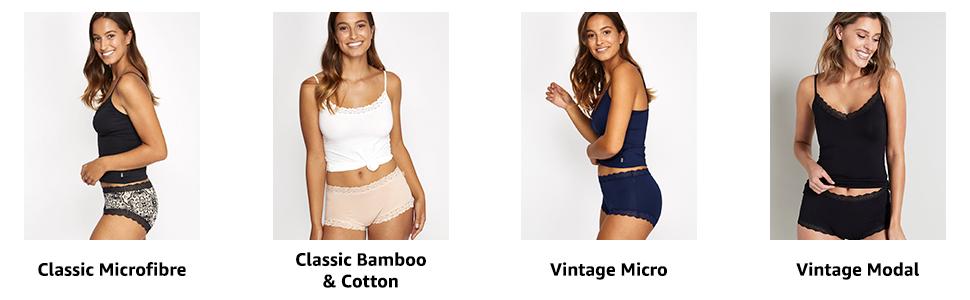 women's underwear, bikini, brief, boyleg, parisienne, nplp, full brief, undies, knickers