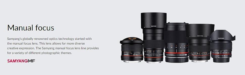 Samyang 7.5mm F3.5 Fisheye Lens