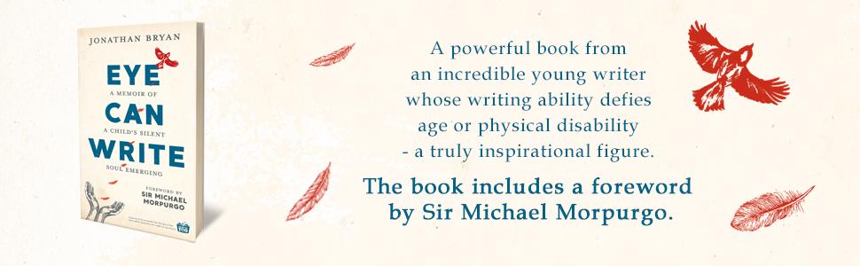 Eye Can Write Sir Michael Morpurgo