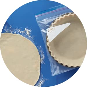 Ziploc Freezer Bags - IT'S A PIE CRUST KEEPER