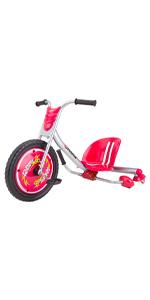 Razor; Flash; Tres Ruedas; 360; Drifting; Chispas; triciclo; derrape
