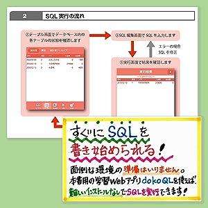 すぐにSQLを書き始められる!