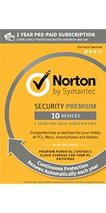 norton, premium, 10 device