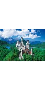 3000ピース ジグソーパズル 究極 パズルの達人 天空のノイシュバンシュタイン城