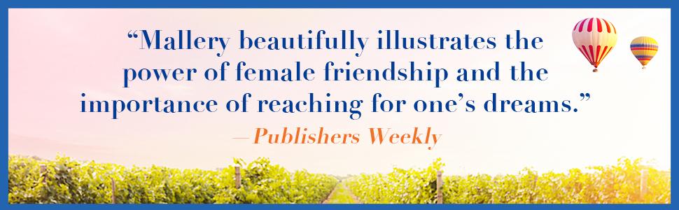 susan mallery vineyard painted moon romance contemporary women fiction book club family wine friend