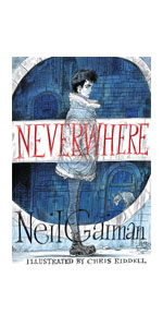 Neverwhere, Illustrated