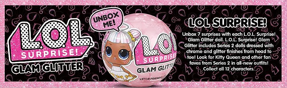 lol Glam Glitter