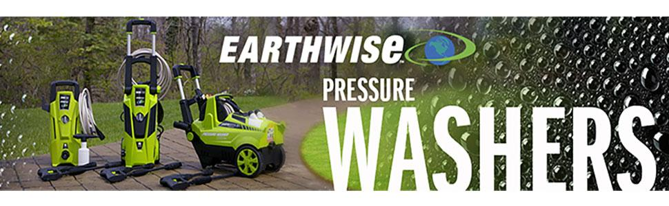 amazon com earthwise pw15003 1500 psi 1 3 gpm electric pressure rh amazon com