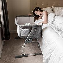 bassinet, bedside sleeper, cosleep