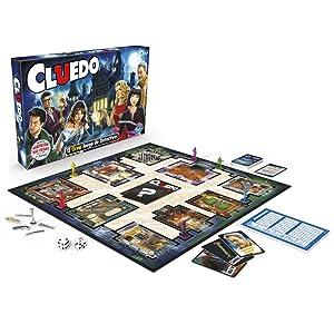 Hasbro Gaming- Cluedo (38712793): Amazon.es: Juguetes y juegos