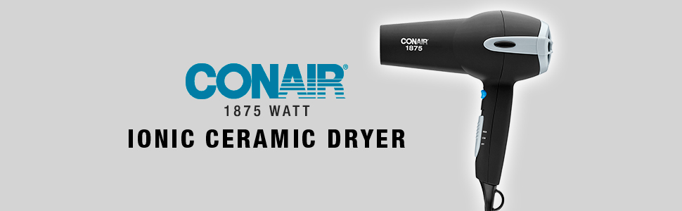 conair hair dryer, ionic ceramic hair dryer, conair ionic ceramic,