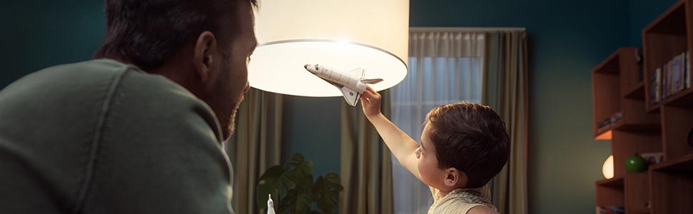 Philips, LED, Lâmpada, decoração, decorativa, iluminação, luz, Signify