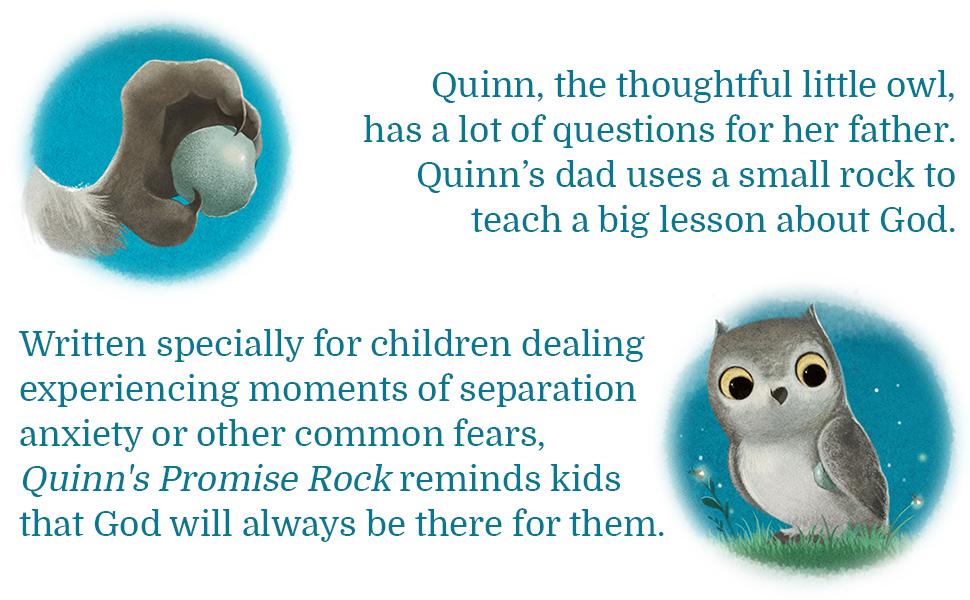 quinn, book, children, faith, story, hope, god