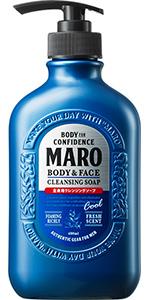 MARO 全身用 クールクレンジングソープ 400ml