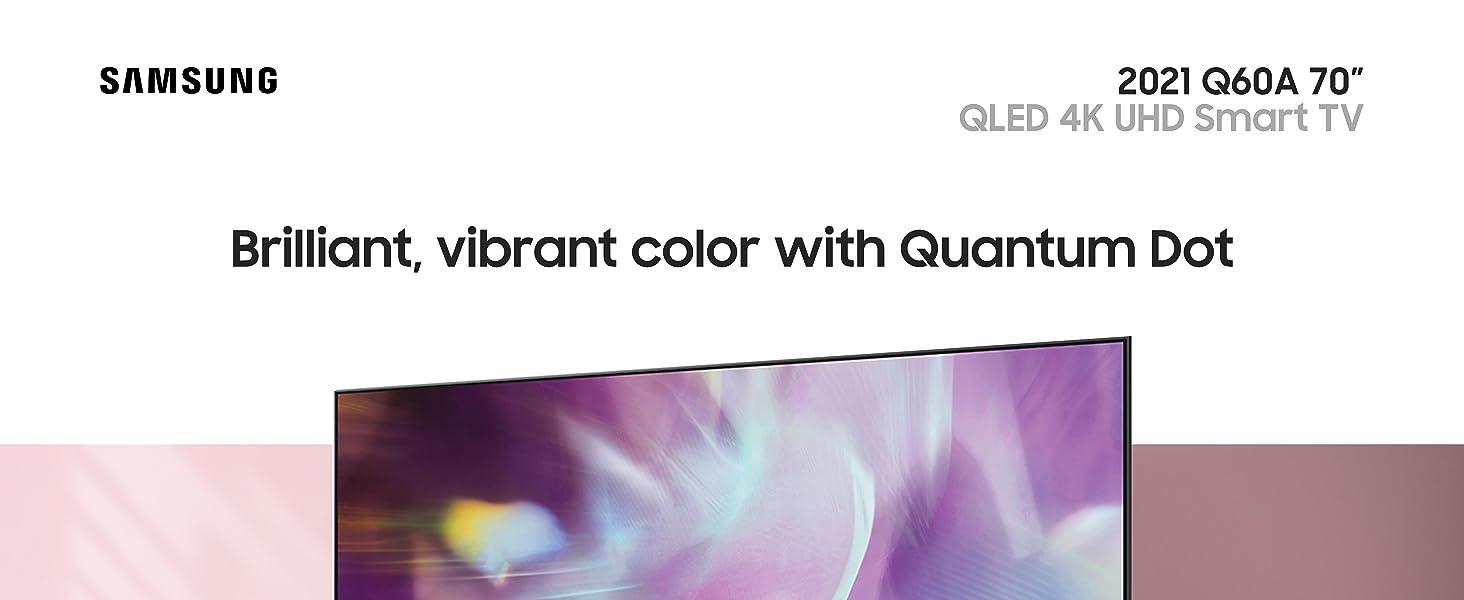 Samsung Q60A QLED 4K UHD