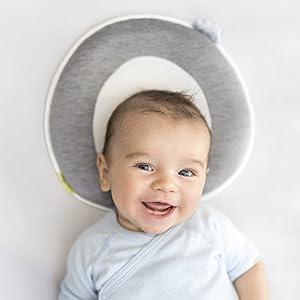 Amazon.com: Babymoov - Almohada, Gris Claro: Baby