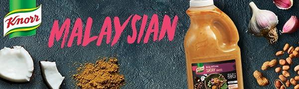 malaysian satay, knorr, sauce,satay