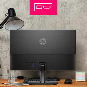 monitor, hd monitor, 22m, 24m monitor; hp monitor; monitor with HDMI; monitor with vga; ips display