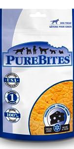 cheese; purebites; dog; treats