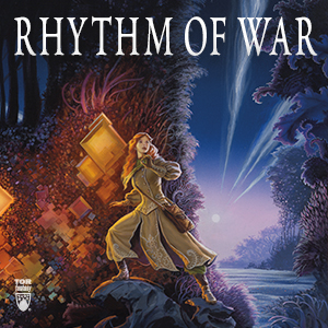 Rhythm of War Stormlight Saga Brandon Sanderson