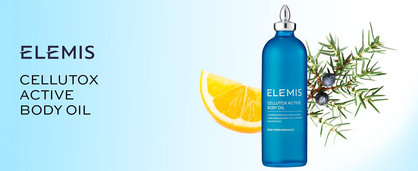 Amazon com: ELEMIS Cellutox Active Body Oil, Cellulite and Body