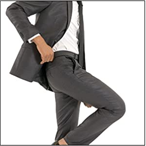 Stretch, slim fit, mens suits