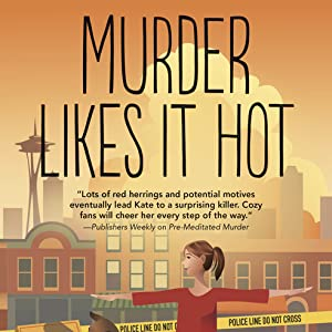 Murder Likes it Hot Cover Image