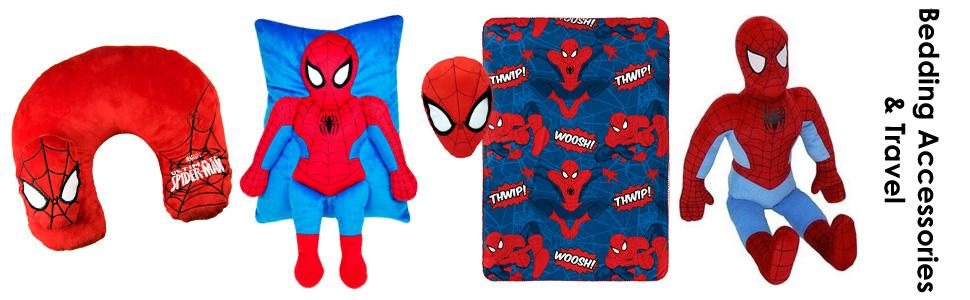 Jay Franco Spiderman Hooded Towel Classic Jay Franco and Sons Inc JF68148KMDY