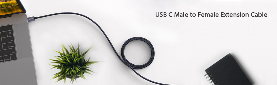 Thunderbolt 3 Extension Cable