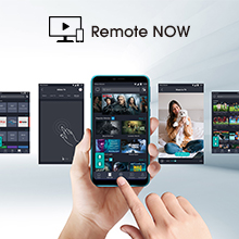 Remote now