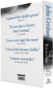Thriller; The Firm; Dan Brown; James Patterson; Jo Nesbo; Lee Child; Pelican Brief