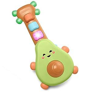 Skip Hop, Baby, Skip Hop Stroller Toys, Avocado Toy, skip hop Toys