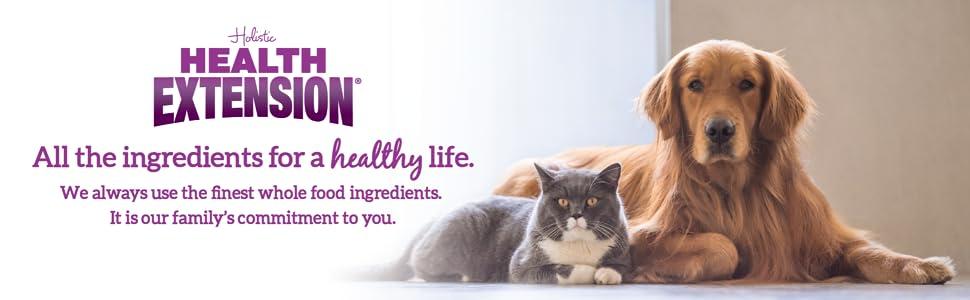 Amazon Com Health Extension Little Bites 10 Pound Dry Pet Food