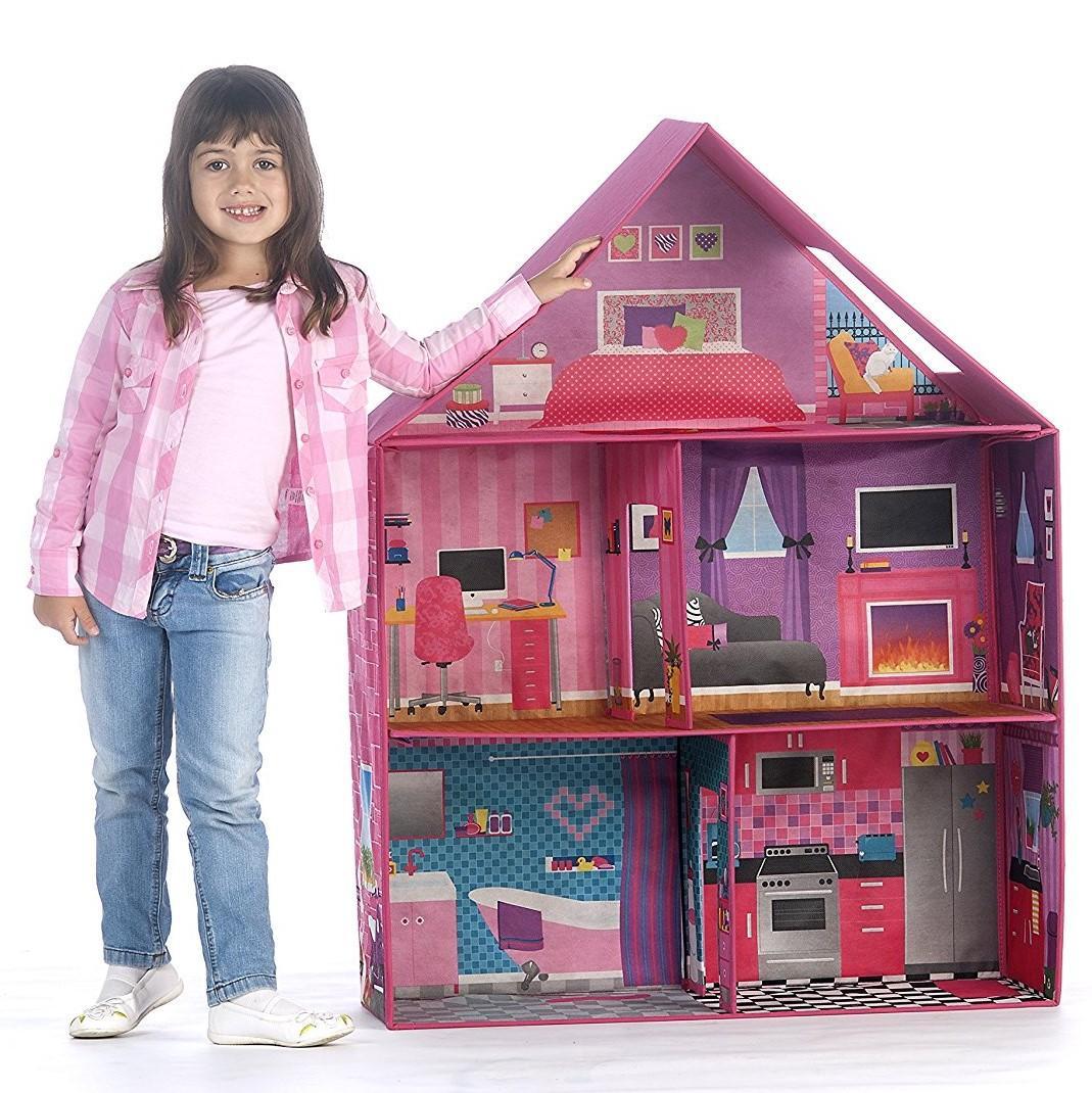 Amazon Com Calego Modern Doll House Toys Games