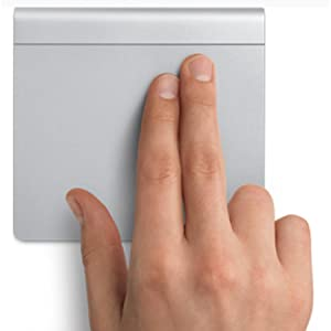 Apple Trackpad, macbook, imac, macintosh, input, MC830LL/A, touchpad, multi-touch, gesture, scroll,