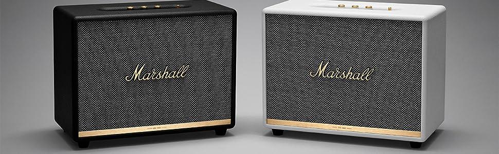 Marshall Woburn II Wireless Bluetooth Speaker Black, New
