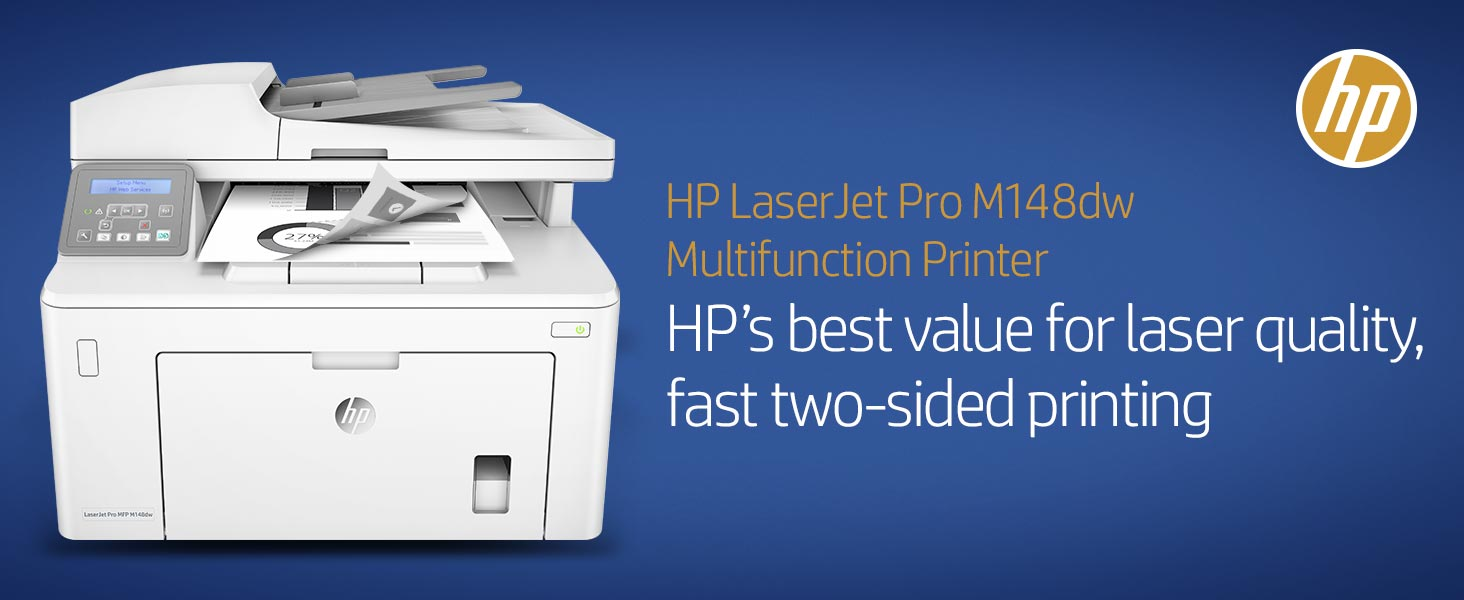 office MFP multifunction laser quality printer fast two-sided duplex productive  value