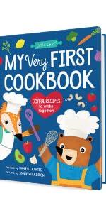 My Very First Cookbook