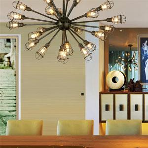 amazon com troy lighting arcadia 6 light chandelier french iron