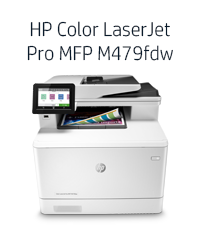 HP LaserJet Pro M254dw Wireless Color Laser Printer, Amazon Dash Replenishment Ready (T6B60A)