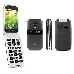 Doro 6050 Smartphone débloqué 2G (Ecran   2,8 pouces  Amazon.fr ... e6345ca04abc