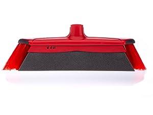Sauberes Ideal Allergiker Superfeger Haushaltsbesen Microschaum Rot Duactiva