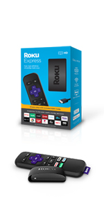 roku express streaming media player