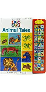 World of Eric Carle, Animal Tales Sound Storybook