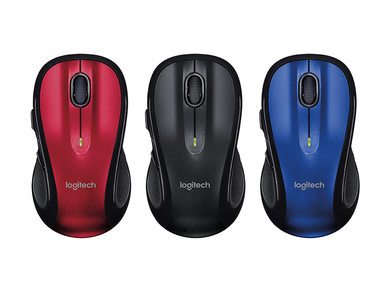 0c18cdaa417 Amazon.com: Logitech M510 Wireless Computer Mouse – Comfortable ...
